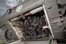hellcat jeep engine 1944 buick m18 hellcat tank destroyer first drive truck trend