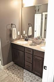 bathroom beautiful brown bathroom color ideas paint choco brown