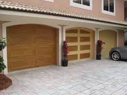 faux wood garage doors latest door stair design amazing faux wood garage doors