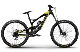 K Henm El Tues Al Black Pearl Fallout Yellow Yt Industries