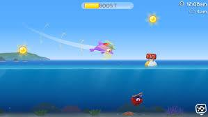 fish out of water apk fish out of water halfbrick studios halfbrick studios