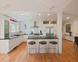 post and beam kitchen kitchen contemporary with pillar support beam connected to island but flipped home remodel