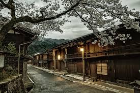 hiking the historical nakasendo trail japan cheapo