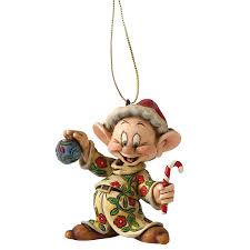disney traditions and the beast lumiere hanging ornament