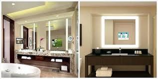 how much does a bathroom mirror cost bathroom mirror tv cost how much does a find best mesmerizing