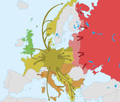 Map Of Europe Before And After Ww1 by Blank Map Of Europe Before World War 2 U2013 September Calendar