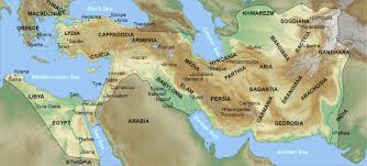Babylonian Empire Map Achaemenid Empire Was The World U0027s Largest Ancient Empire Ancient