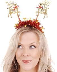 mistletoe headband christmas headband mistletoe headband tacky sweater party