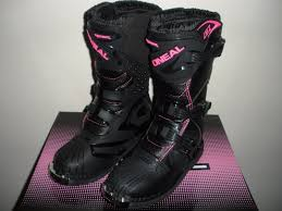motocross boots youth oneal rider motocross boots youth pink size 3 atv dirt bike off