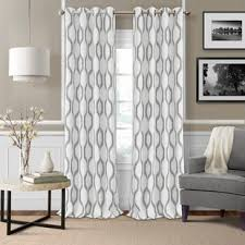Pattern Drapes Curtains Modern Curtains And Drapes Allmodern