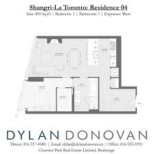 shangri la toronto floor plans dylan donovan