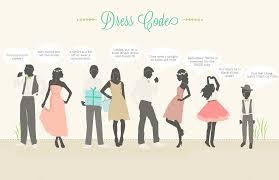 sle wedding announcements dress code for wedding invitation popular wedding