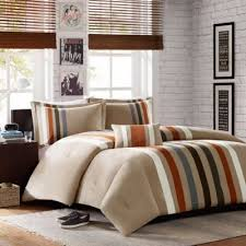 Orange Bed Sets Buy Orange Blue Comforter Sets From Bed Bath Beyond