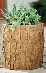 tree stump planters 705 best garden oasis images on pinterest garden oasis garden