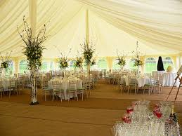 wedding tents traditional style wedding tent on the inside you can tell its