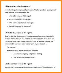 business report format example 17 business report templates free