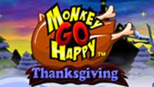 monkey go happy thanksgiving primarygames play free