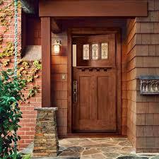 Steel Or Fiberglass Exterior Door Adorable Fiberglass Entry Door In All About Doors Pine Home