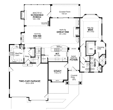 traditional house floor plans house plan 94194 at familyhomeplans com