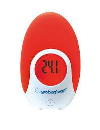 température de la chambre de bébé thermometre pour chambre bebe le de la boutique etikolo