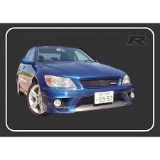 lexus altezza pictures lexus is200 altezza trd front bumper