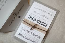 creative wedding invitations lory married california wedding invitations