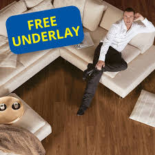 Cheap Laminate Flooring With Free Underlay Quick Step