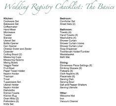 bridal registery things to register for bridal shower best 25 wedding registry
