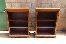 Mahogany Bookcases Uk Antique Furniture Warehouse Pair Antique Bookcases Pair Small