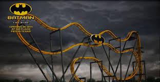 Batman Ride Six Flags Over Georgia Batman The Ride Coming To Six Flags Fiesta Texas Summer 2015