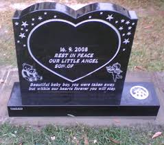 baby headstones headstone and base edstein creative edstein creative