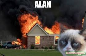 Alan Meme - alan meme burn kitty 55051 memeshappen