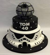 starwars cakes trooper wars cake boys birthday cakes celebration