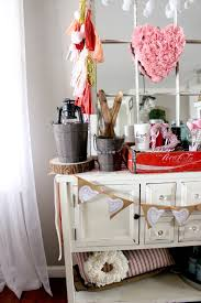 Rustic Valentines Day Decor by Rustic Glam Valentine U0027s Day Decor The Glam Farmhouse