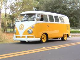 volkswagen van hippie for sale electric volkswagen bus youtube