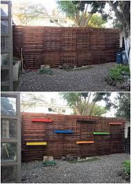 recycling ideas for old shipping wood pallets diy home decor