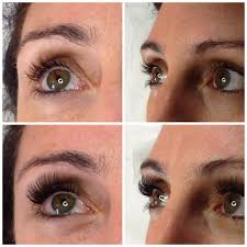 How To Curl Your Eyelashes Nouveau Lashes U0026 Russian Volume Lashes The Little Beauty Box