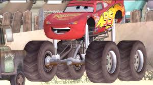 videos monster trucks cars deutsch ganze folge game lightning mcqueen monster truck