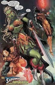 jm lexus college leadership supergirl comic box commentary review action comics 22