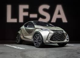 lexus car leasing singapore honey i shrunk the lexus new lf sa unveiled at geneva by car