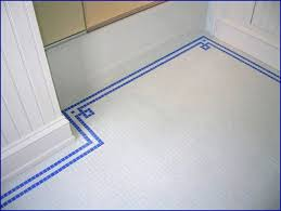 tile floor border ideas downstairs bathroom tile