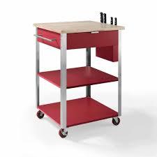 Crosley Furniture Kitchen Cart Kitchen Cart Red Home Decorating Interior Design Bath