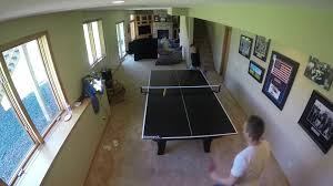 Brunswick Table Tennis Insane Ping Pong Shots Best Of Table Tennis Youtube