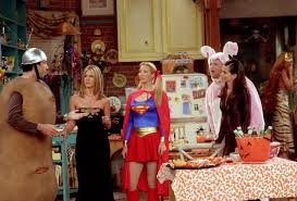 Halloween Central Costumes Halloween Party Friends Central Fandom