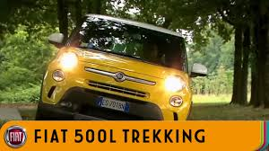 fiat 500l trekking t h white swindon
