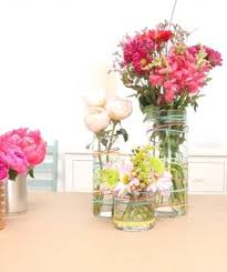 Cheapest Flowers For Centerpieces by 5 Minute Centerpiece Ideas For Every Occasion Real Simple