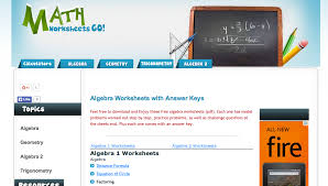 top 6 algebra i worksheets student tutor blog