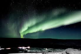 where is the northern lights in alaska northern lights over alaska nasa