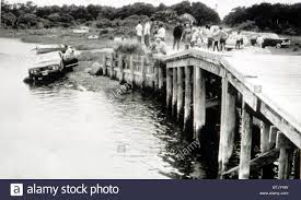 Chappaquiddick Ted Bridge To Chappaquiddick Island That Ted Kennedy Drove
