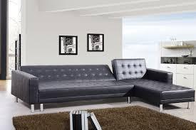 canape d angle 5 places noir canapés d angle salon salle à manger